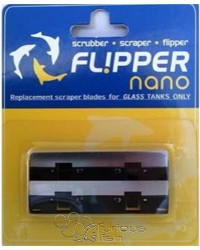 Cuchillas de Recambio de Acero Inoxidable para Limpiador Magnético Nano Flipper