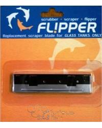 Cuchillas de Recambio de Acero Inoxidable para Limpiador Magnético Standard Flipper