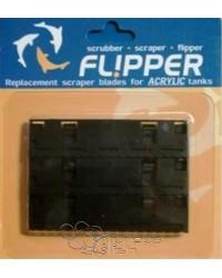 Cuchillas de Recambio ABS para Limpiador Magnético Standard Flipper