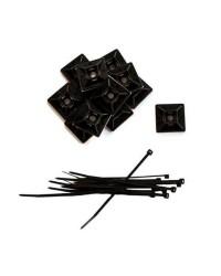 Ecotech Cable Tie and Mount Kit compatible con Vortech MP40 ES/QD