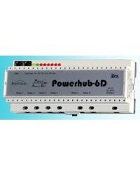 Base de relés Powerhub6D-PAB de Profilux