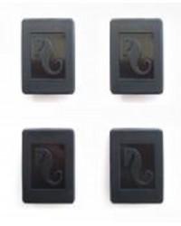 Red Sea Clip para colgar del marco (4 unidades)