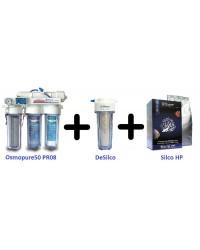 Forwater Osmopure50 PRO08 + DeSilco + Silco HP