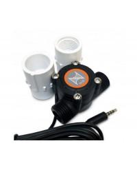 """Sensor de Flujo 1/4"""" con conectores de presión (FS-25)"""