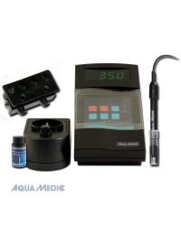 Mv Computer con Electrodo y Líquido de Calibración de Aqua Medic