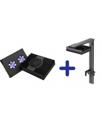 Aquaillumination Oferta Pantalla Led AI Hydra 32 HD y Soporte Hms Single Arm Kit