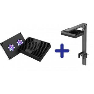 Aquaillumination Oferta Pantalla Led AI Hydra 32 HD y Soporte Hms Single Arm Kit