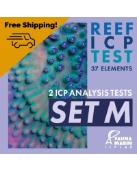 Fauna Marin Reef ICP Set M (2 test ICP)