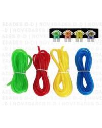 D-D Tubos para Dosificadoras 4 Colores