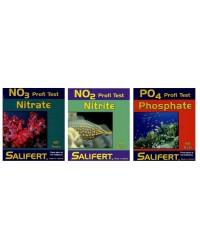Salifert Pack Promoción Test Nitratos, Nitritos y Fosfatos