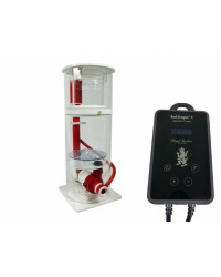 Skimmer Mini Bubble King 200 VS21 con RDX DC V24 / extra slim VS