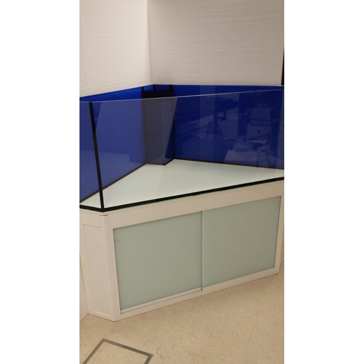 Mueble a medida luxury para acuario furious fish barcelona - Mueble para acuario ...