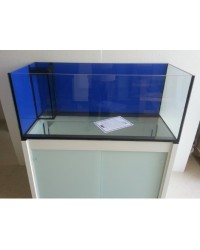 Mesa a medida color blanco 50x50 para acuario