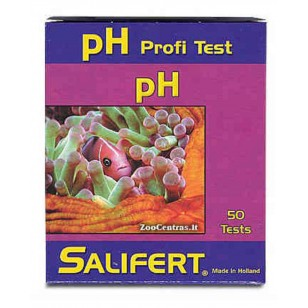 Salifert Test de pH