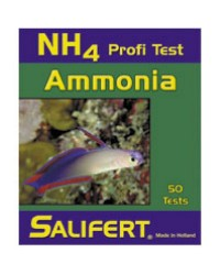 Salifert Test de Amoníaco (NH4)