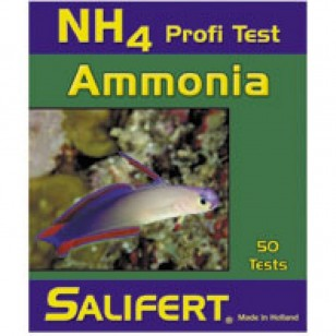 Salifert Test de Amonio (NH4)