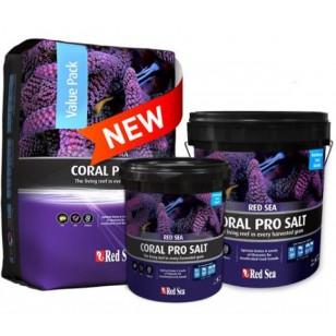 Red Sea Coral Pro Sal Para Acuario Marino 22 kg
