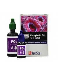 Red Sea Repuesto para Phosphate Test Kit y Phosphate Pro Test Kit