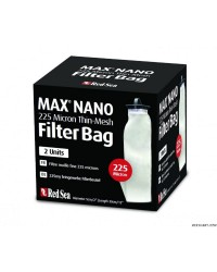 Red Sea Filter Bag 225 micras MAX NANO (plástico fino)