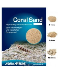 Arena para acuario marino Coral Sand 19 - 29 mm 10 kg Aqua Medic