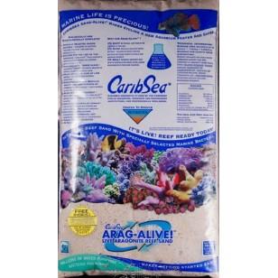 CaribSea AragAlive Fiji Pink 9 kg