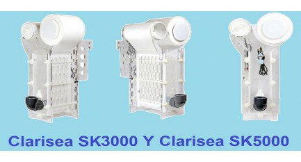 Filtro Clarisea SK3000 y SK5000 disponibles en Furious Fish